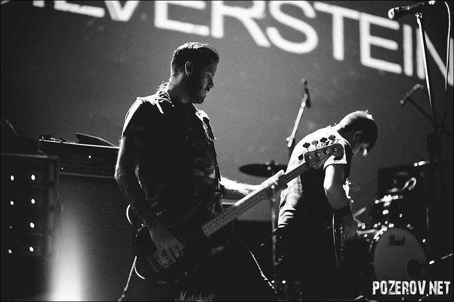 Silverstein: пересекли океан и дали концерт в Минске 14