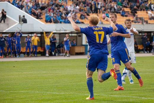 Классическое начало. Второй круг Чемпионата Беларуси по футболу стартовал с белорусского дерби 14