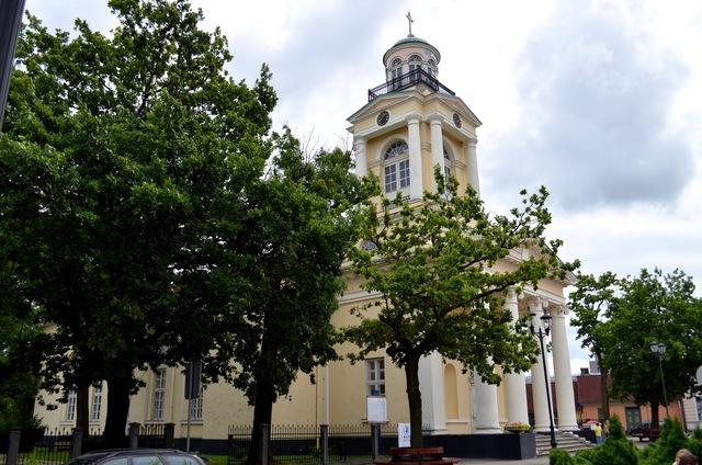 Записки путешественника. Прогулка по городу