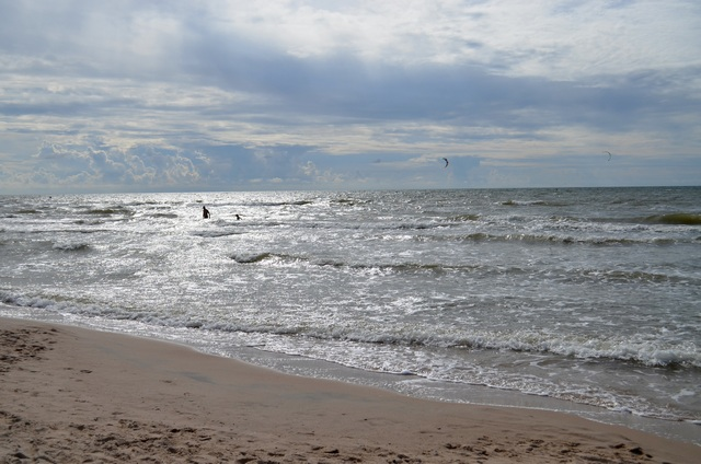 Записки путешественника. Море…