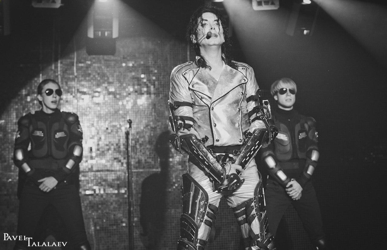Павел Талалаев: «Когда я становлюсь Джексоном, у меня такое ощущение, будто он вселяется в меня». 14