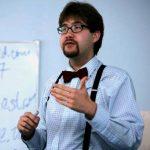 Выбираем самого стильного преподавателя на Журфаке 19