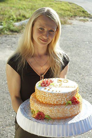 Сладостей особый сорт – кремово-бисквитный торт 15