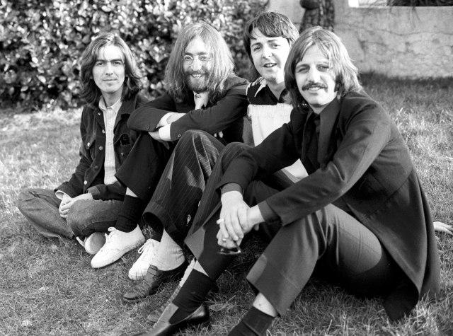 «The Beatles»: они перевернули представление о музыке 13