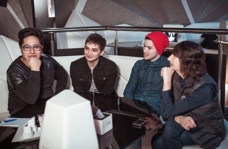 «The Jigits» в Минске