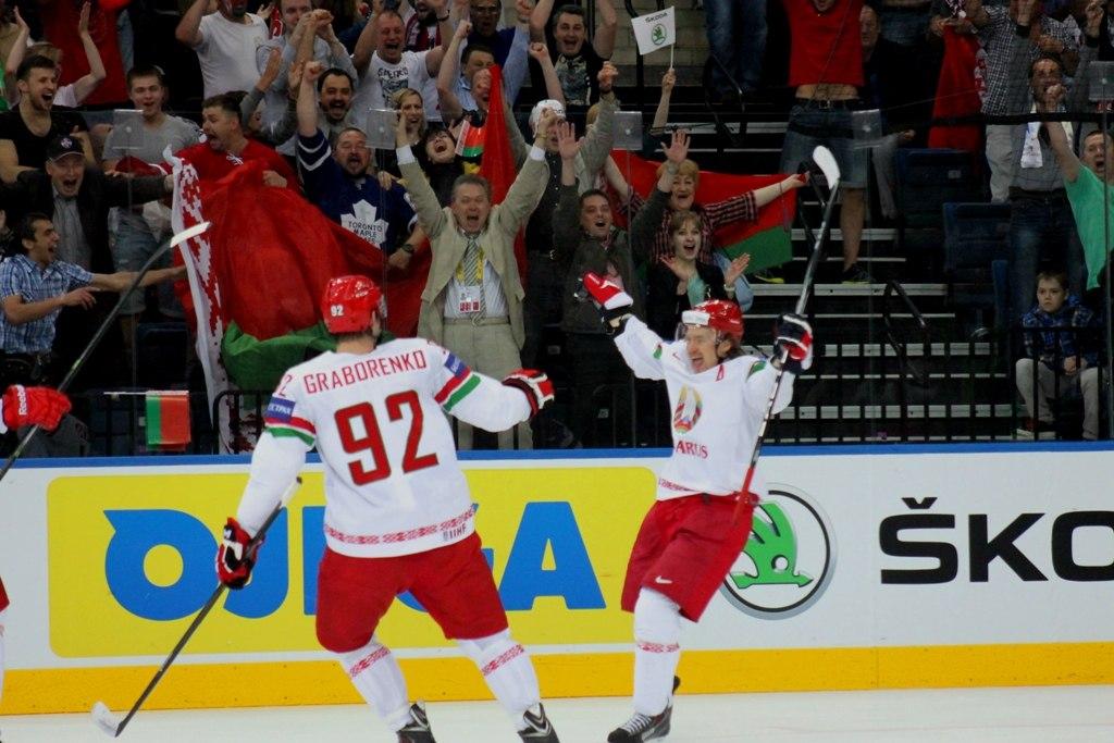 Секреты успеха белорусской сборной: Накормим, напоим и спать уложим 14