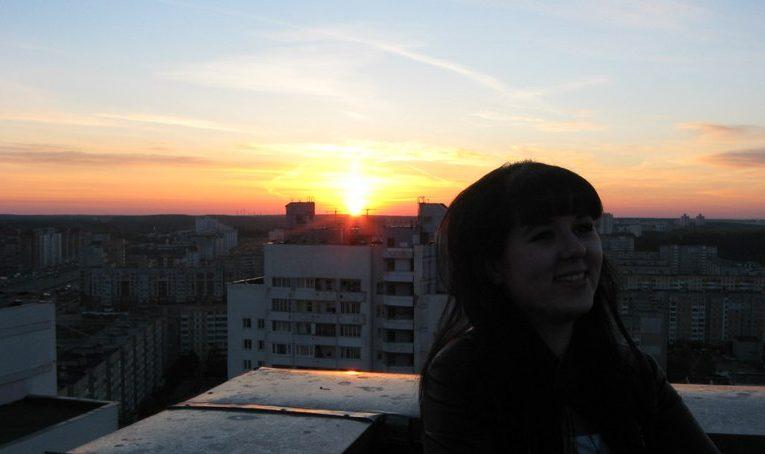 Рассвет на высоте