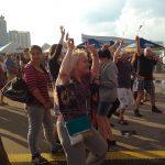 В РИТМЕ БОЛЬШОГО ХОККЕЯ: Как развлекаются болельщики в Минске 15