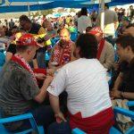 В РИТМЕ БОЛЬШОГО ХОККЕЯ: Как развлекаются болельщики в Минске 20