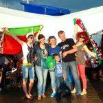 В РИТМЕ БОЛЬШОГО ХОККЕЯ: Как развлекаются болельщики в Минске 25