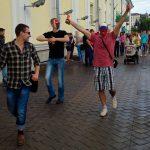 В РИТМЕ БОЛЬШОГО ХОККЕЯ: Как развлекаются болельщики в Минске 27