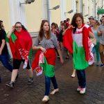 В РИТМЕ БОЛЬШОГО ХОККЕЯ: Как развлекаются болельщики в Минске 28