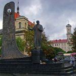 Львов-Минск. Геометрия городов 16
