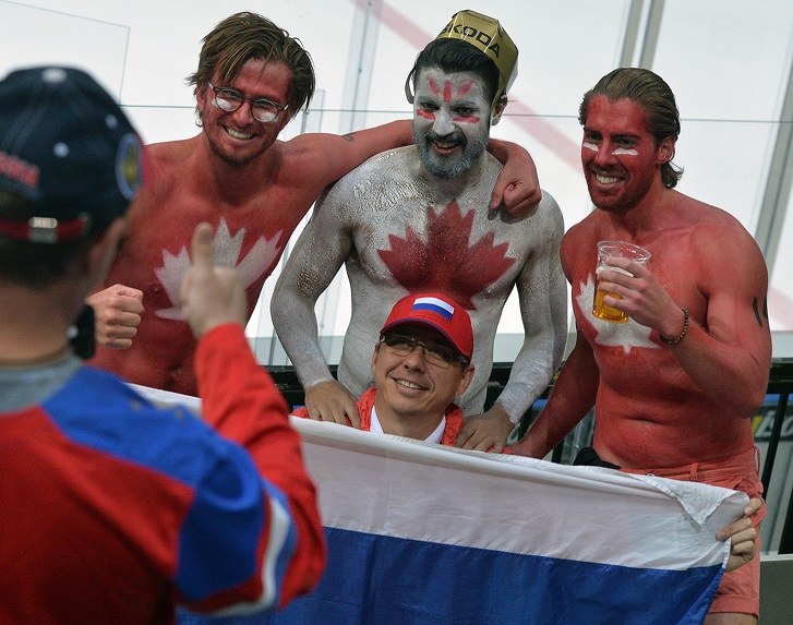 Канада 6:1 Россия. О побочных эффектах кленового сиропа 14