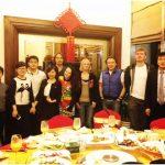 Многонациональная студенческая семья журфака 17