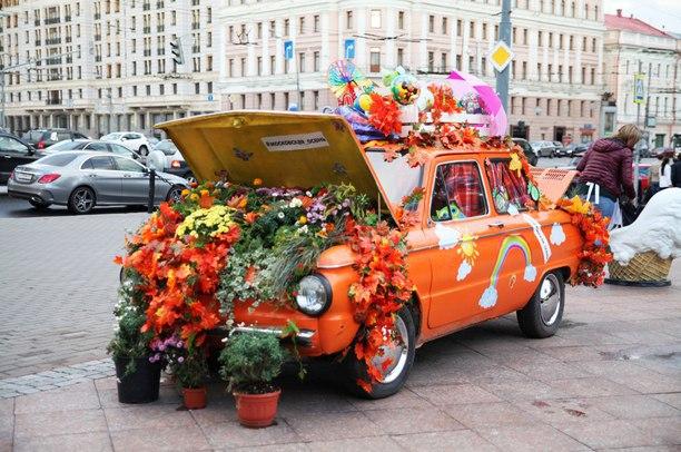 Московская осень 14