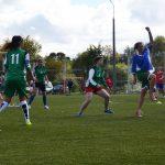 В футболе только девушки 16