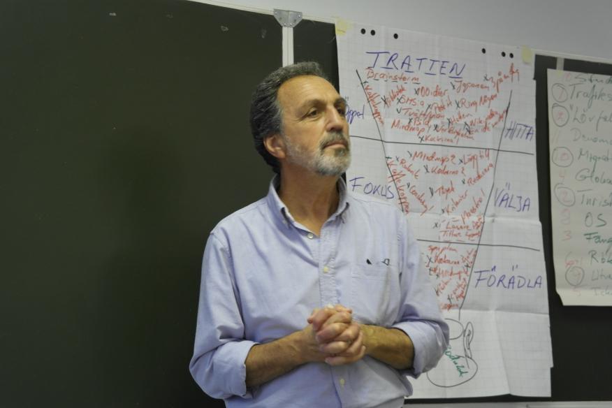 Качественная журналистика. Коуч-тренинг Петера Соммерштейна 14
