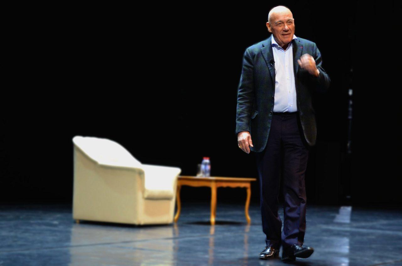 Владимир Познер в Минске - ответы на самые волнующие вопросы и собственный секрет счастья 11