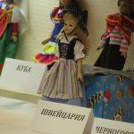 Куклы с национальным колоритом (репортаж с выставки БГУ) 13