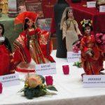 Куклы с национальным колоритом (репортаж с выставки БГУ) 11