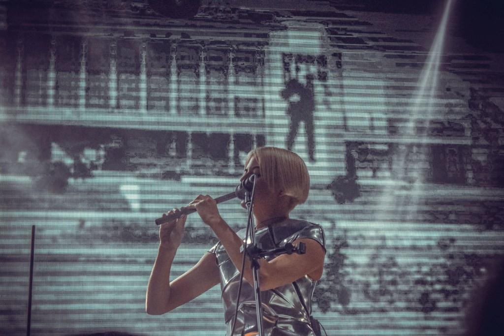 """""""Это не концерт, это просто какой-то этнический обряд!"""" - ONUKA в Минске 15"""