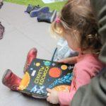 Детская тусовка 3+ в Национальной библиотеке 16