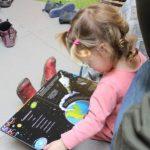 Детская тусовка 3+ в Национальной библиотеке 17