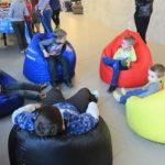 Детская тусовка 3+ в Национальной библиотеке 18