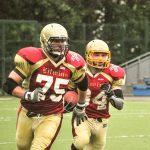 «Литвины» вступают в борьбу за первенство Лиги американского футбола. Поддержим наших! 24