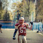 «Литвины» вступают в борьбу за первенство Лиги американского футбола. Поддержим наших! 14