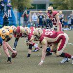 «Литвины» вступают в борьбу за первенство Лиги американского футбола. Поддержим наших! 22