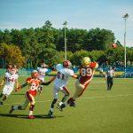 «Литвины» вступают в борьбу за первенство Лиги американского футбола. Поддержим наших! 19