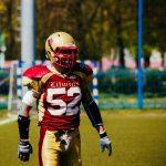 «Литвины» вступают в борьбу за первенство Лиги американского футбола. Поддержим наших! 18