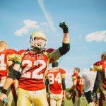 «Литвины» вступают в борьбу за первенство Лиги американского футбола. Поддержим наших! 15