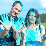 Незабываемое начало лета: в Гродно второй раз прошёл фестиваль красок Холи 16