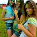 Незабываемое начало лета: в Гродно второй раз прошёл фестиваль красок Холи 17