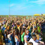 Незабываемое начало лета: в Гродно второй раз прошёл фестиваль красок Холи 18