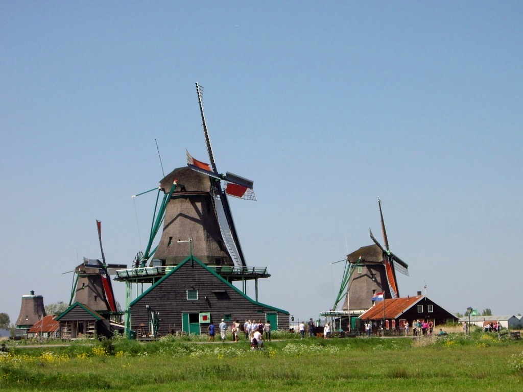 Нидерланды - страна каналов, велосипедов и тюльпанов 10