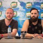 «МОСТ 2016»: белорусские музыканты фотографировались с «ДДТ», а Skillet признались, что соскучились 14