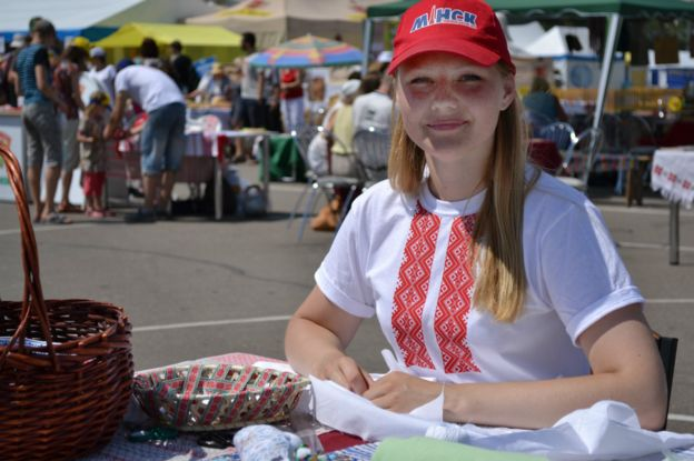 2 июля белорусы отмечали День вышиванки 7