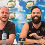 «МОСТ 2016»: белорусские музыканты фотографировались с «ДДТ», а Skillet признались, что соскучились 15