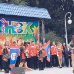 Как проходила презентация гандбольной команды СКА-Минск в парке Горького 11