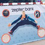 Как проходила презентация гандбольной команды СКА-Минск в парке Горького 14