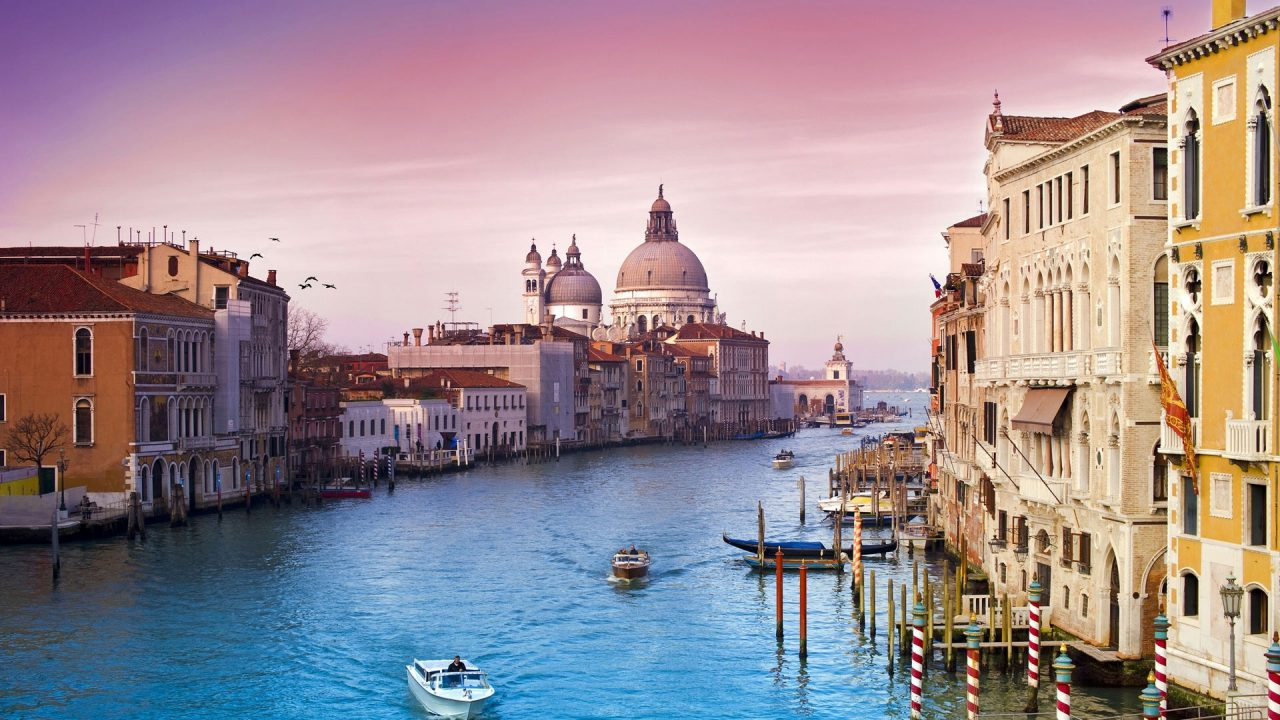 Венеция как лекарство от «осенней хандры» 14