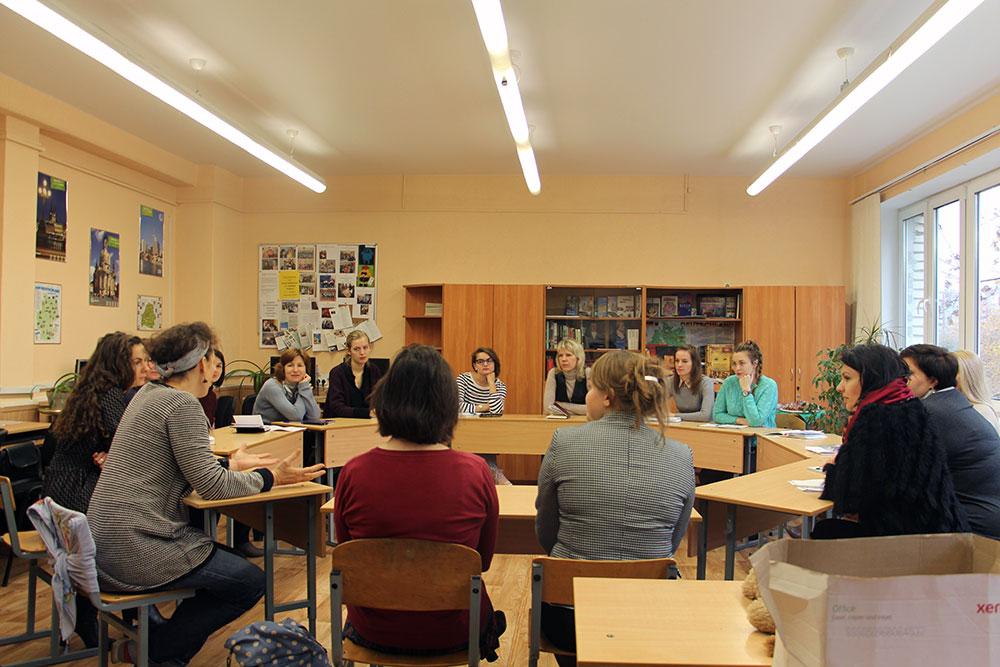 Великий Гёте в школьной жизни белорусов 15
