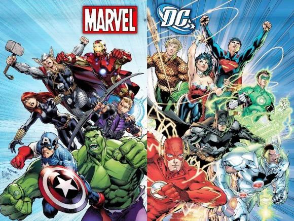 Marvel или DС? 9