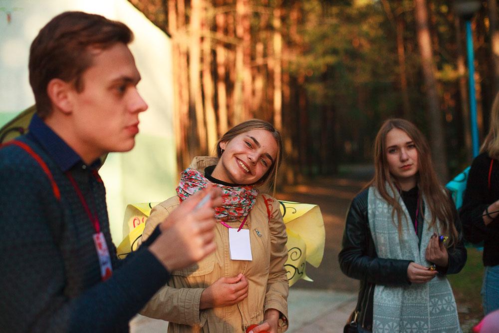 Александра Гвоздева: «Я горжусь, что мне выпала честь представлять журфак на ЮФМ» 13