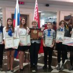 Минчане покорили филологический олимп! 8