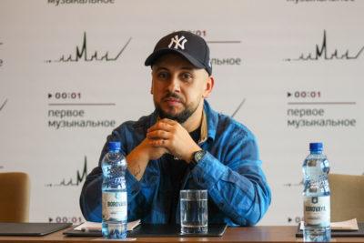 «Каждый день стремлюсь быть артистом». О чём рассказал журналистам Монатик накануне концерта в Минске? 13